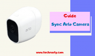 How To Sync Arlo Camera