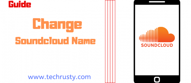 How to change Soundcloud nam1