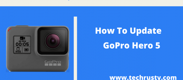 How To Update GoPro Hero 5