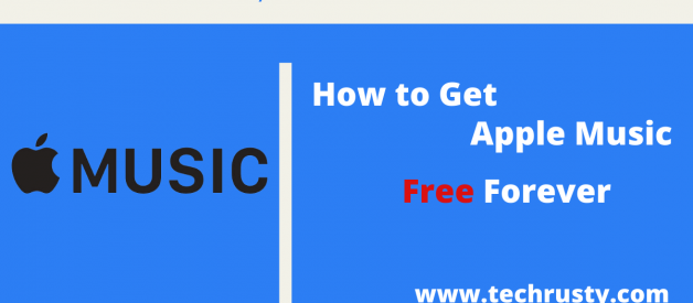 how to-get apple music free forever