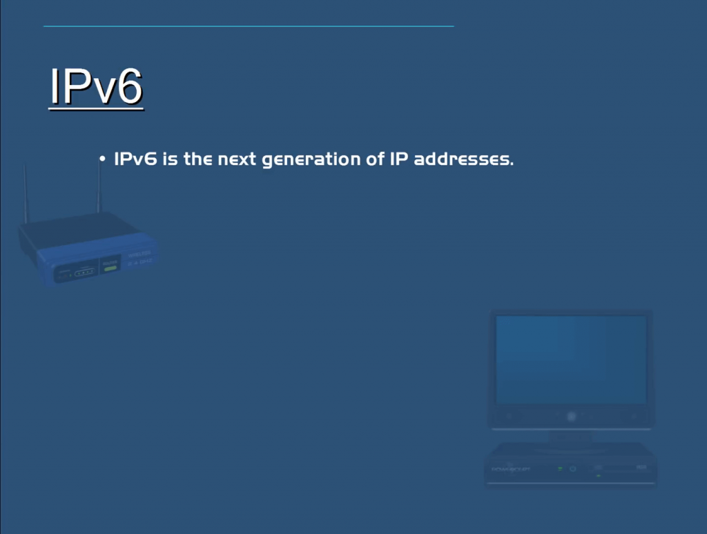 how to enable ipv6