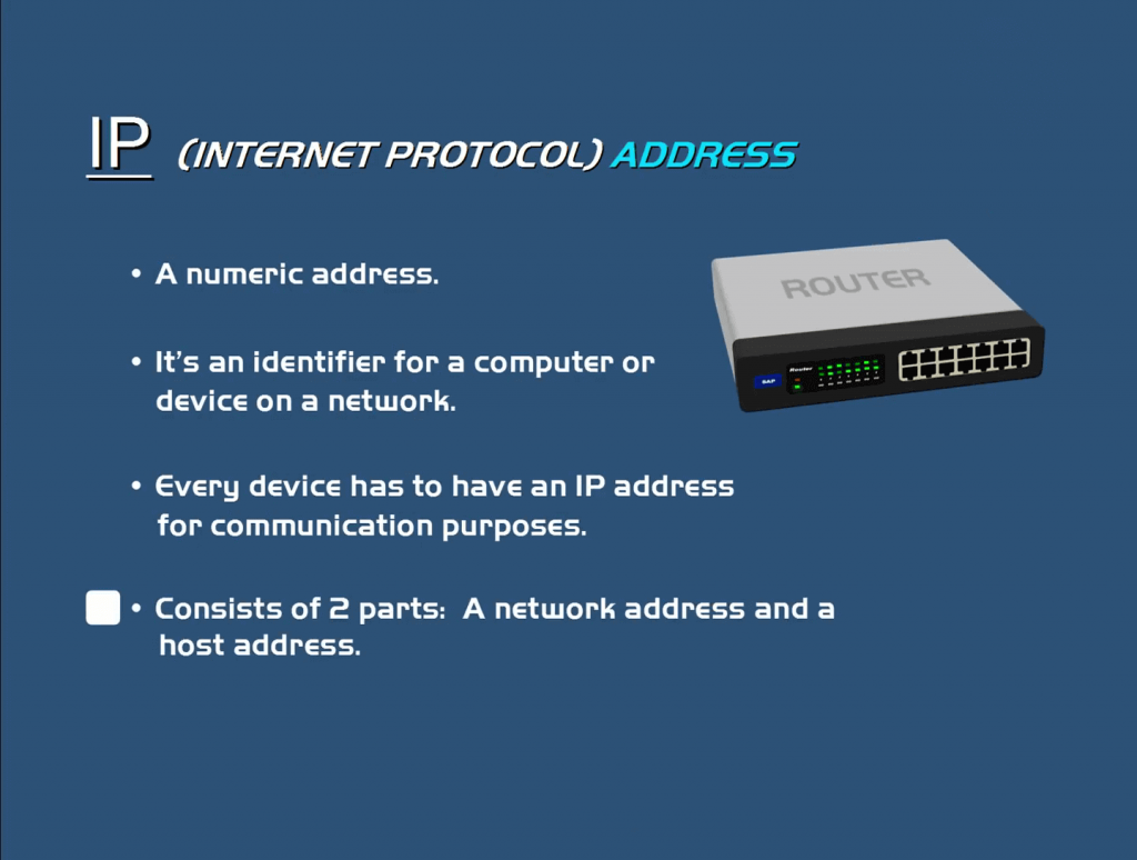 how are ip addresses available to the internet classified?