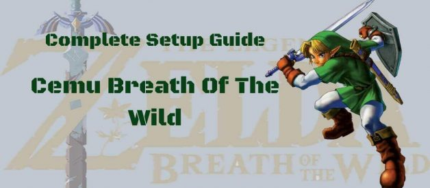 cemu breath of the wild