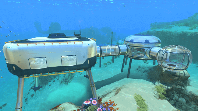 subnautica how to build -a -base