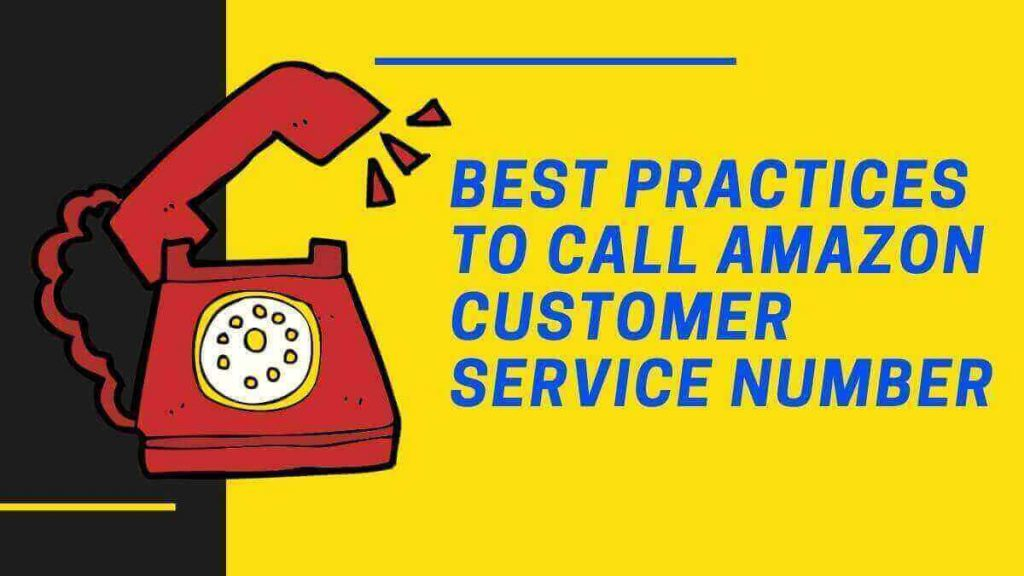 Best Practices to Call Amazon Customer Service Number