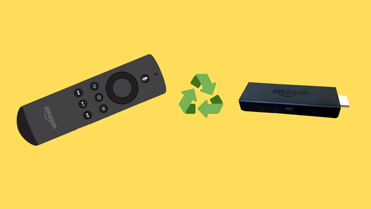 how to pair firestick remote